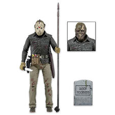 "Action Figure Friday The 13th Part 6 ""Jason Lives"""