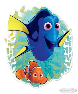 Finding Dory Wall Art Dorie und Nemo