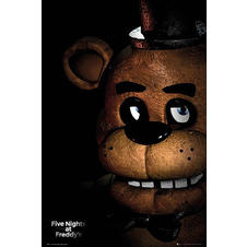 Five Nights at Freddy's Poster -