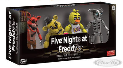 Image of Five Nights at Freddy´s 2 Actionfiguren Set 1