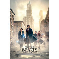 Fantastic Beasts Poster New
