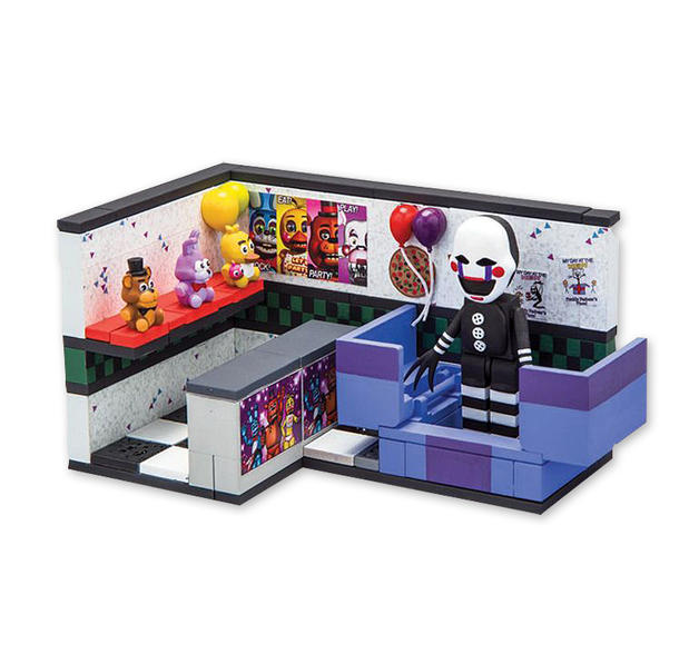 Five Nights at Freddy's Construction Set -