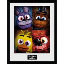 Five Nights at Freddy's Collector Print -