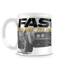 Tazza Fast & Furious 8 - The Fate of the Furious/