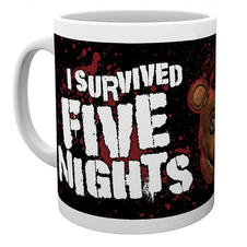 Five Nights at Freddy's Tasse