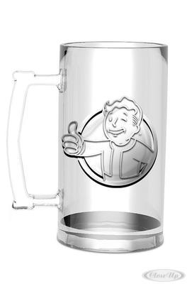 Fallout Bierkrug Vault Boy