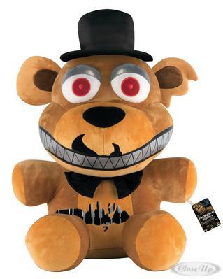 Five Nights at Freddy´s Plüschfigur XXL Freddy | Kinderzimmer > Spielzeuge > Stofftiere