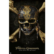 Pirates of the Caribbean 5 Poster