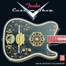 Fender Custom Shop 2018