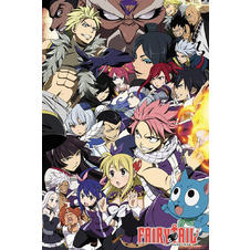 Fairy Tail Poster Season 6