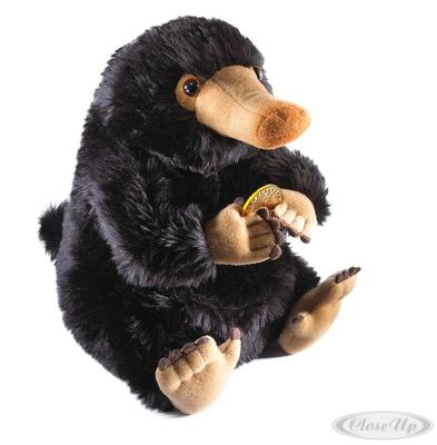 Fantastic Beasts Plüschfigur Niffler mit Goldschatz   Kinderzimmer > Spielzeuge > Stofftiere   Nachbildung
