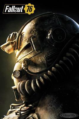 Fallout 76 Poster T51b