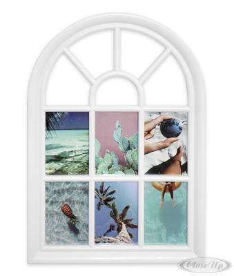 Fotorahmen Fensterdesign