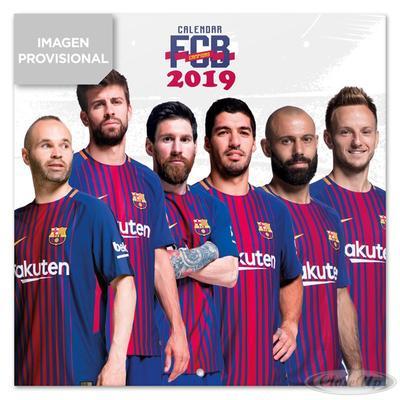 FC Barcelona Kalender 2019