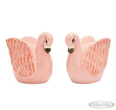 Flamingo Salz- und Peffer- streuer