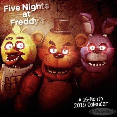 Five Nights at Freddys 2019 Kalender