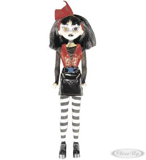 Goths 11,5 Fashion Doll Mal-