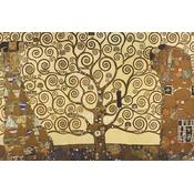 Gustav Klimt Poster Tree of Life