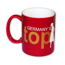 Germany's Top Mom Tasse