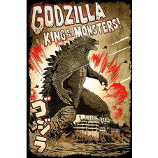 Godzilla Poster King of the