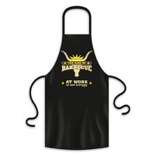 BBBQ Apron, The King of