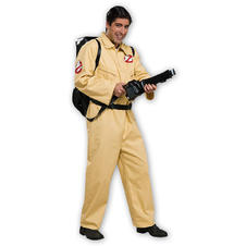 Ghostbusters Deluxe Costume