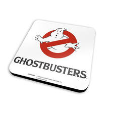 Ghostbuster coasters