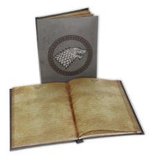 Game of Thrones Note Book with