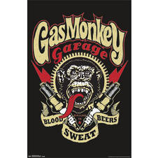 Gas Monkey Garage Poster