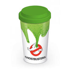 Ghostbusters Travel Mug Slimed