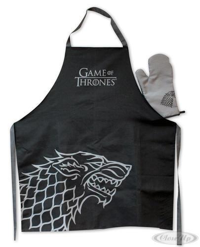 Game of Thrones Koch-& Grillschürze Stark - für die Küche