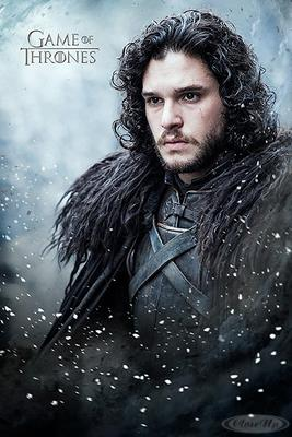Game of Thrones Poster Staffel 6 Jon Snow