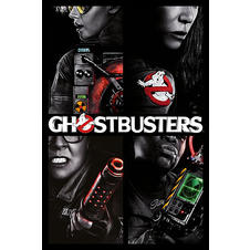 Ghostbuster 3 Poster -