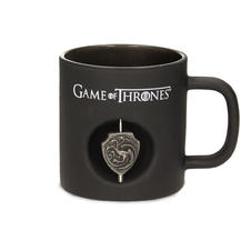 Game of Thrones Tasse schwarz