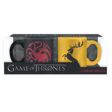 Game of Thrones Mini-Tassenset