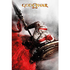 God of War Poster Kratos