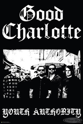 Good Charlotte Poster Youth Authority