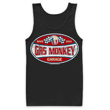 Gas Monkey Garage Tank Top -