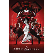 Ghost in the Shell Poster -