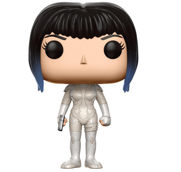 Ghost in the Shell Pop! Vinyl