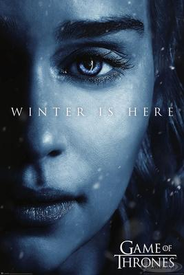 Game of Thrones Poster Staffel 7 Daenerys