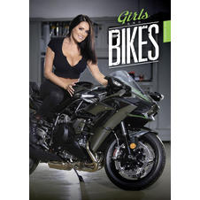 Girls and Bikes Calendar 2018