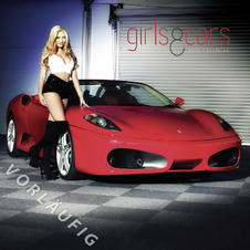 Girls & Cars Kalender 2018