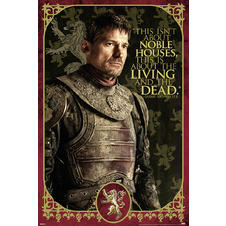 Game of Thrones Poster Jaime