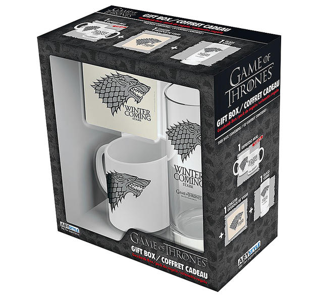 Game of Thrones Gift Box