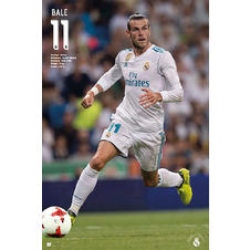Gareth Bale Poster Real Madrid