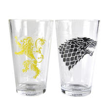 Game of Thrones Gläser 2er Set