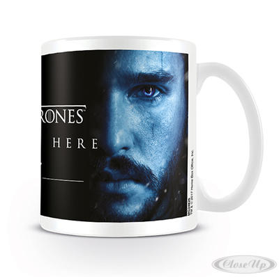Game of Thrones Tasse Winter Is Here Jon Snow
