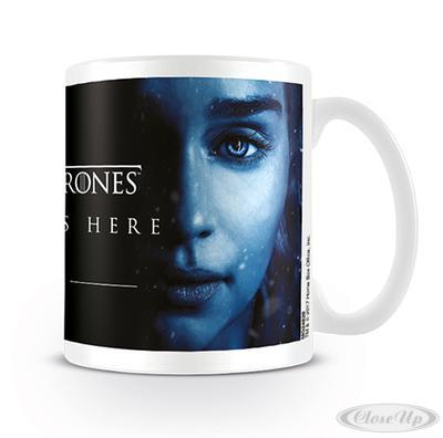 Game of Thrones Tasse Winter Is Here Daenerys Targaryen jetztbilligerkaufen