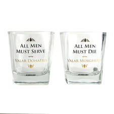 Game of Thrones Whiskey Glasses